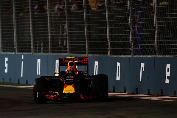 Германец Росберг одержал победу Гран-при Сингапура, Квят— девятый