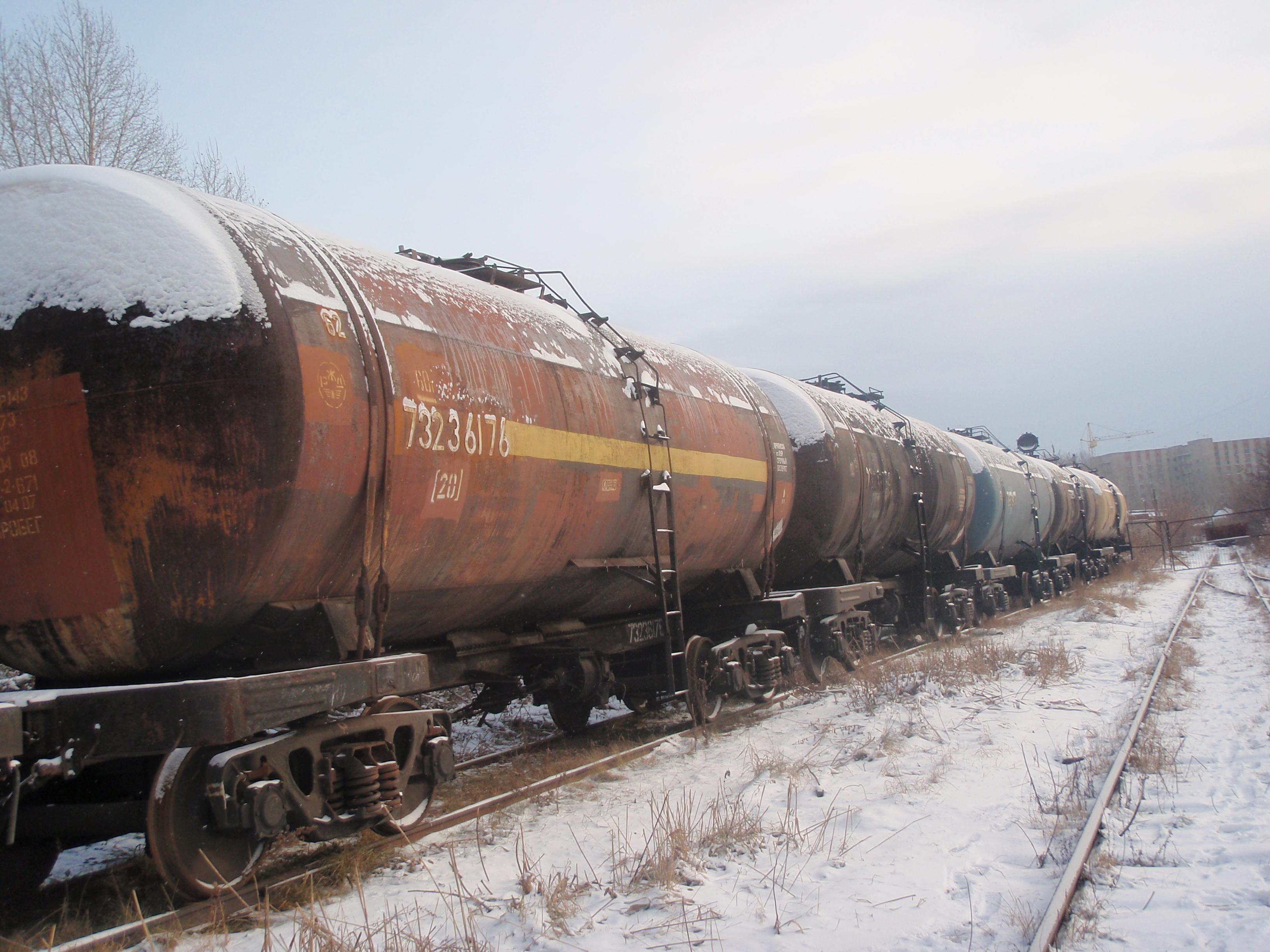 Настанции Камышлов извагона испарялись вредные химикаты