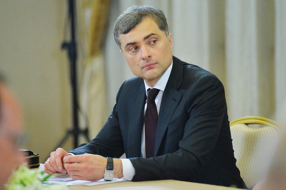 «Ведомости» проинформировали оботставке вКремле после публикации «писем Суркова»