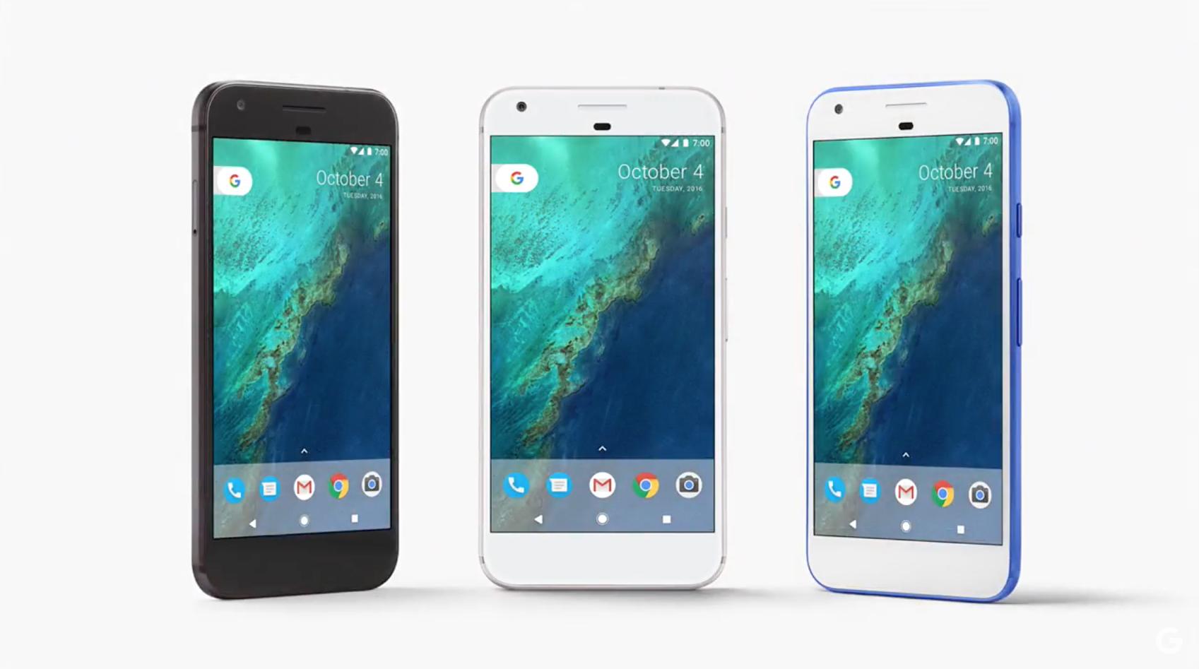 Четыре производителя поборются заправо выпускать смартфоны Google Pixel