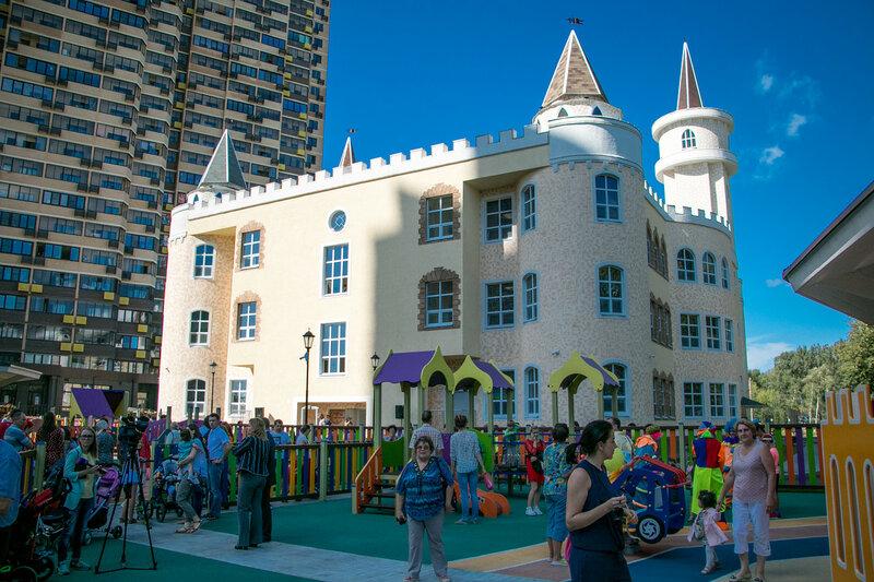 съемку детская музыкальная школа в граде московском покупатели