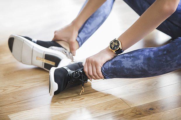 ZENDAYA and MARTHA HUNT for MICHAEL KORS Access Smartwatches