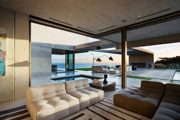 Take A Tour of The Stunning Cape Town Villa by SAOTA Studio