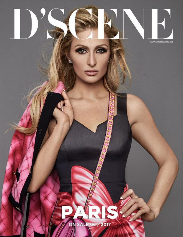 Cover Star Paris Hilton @PARISHILTON at DT MODEL MANAGEMENT @dtmodelmgmt Photographer Igor Cvoro @ig