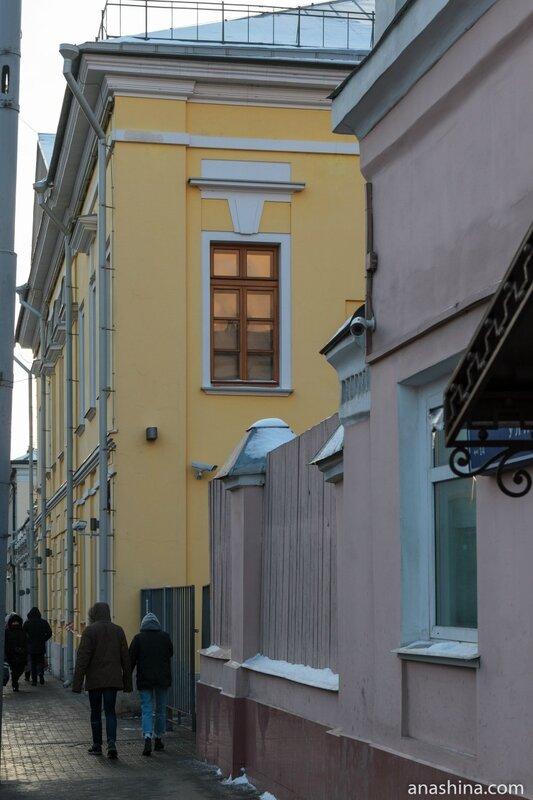 Главный дом усадьбы Рынкевича