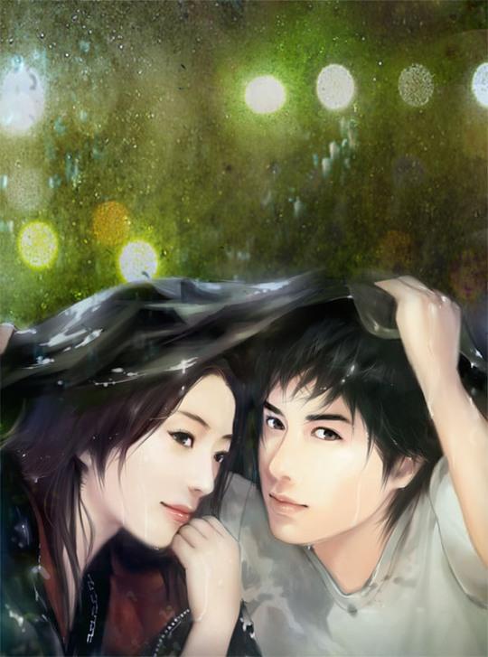 Incredible Digital Art by Hoyhoykung