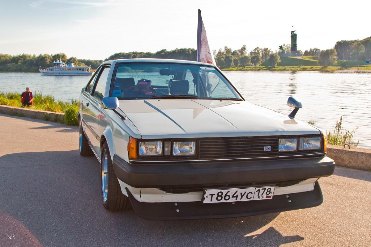 Тойота Карина, 3-е поколение, 1981