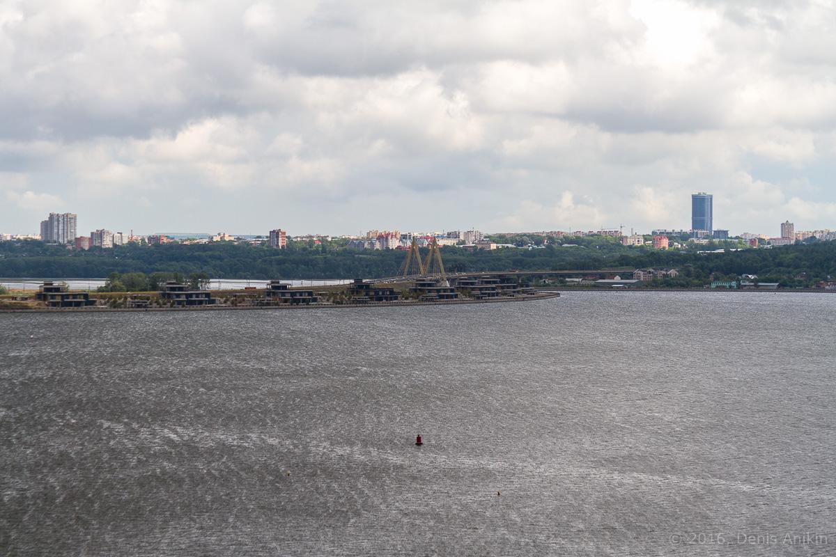 Казань с крыши Казана 7