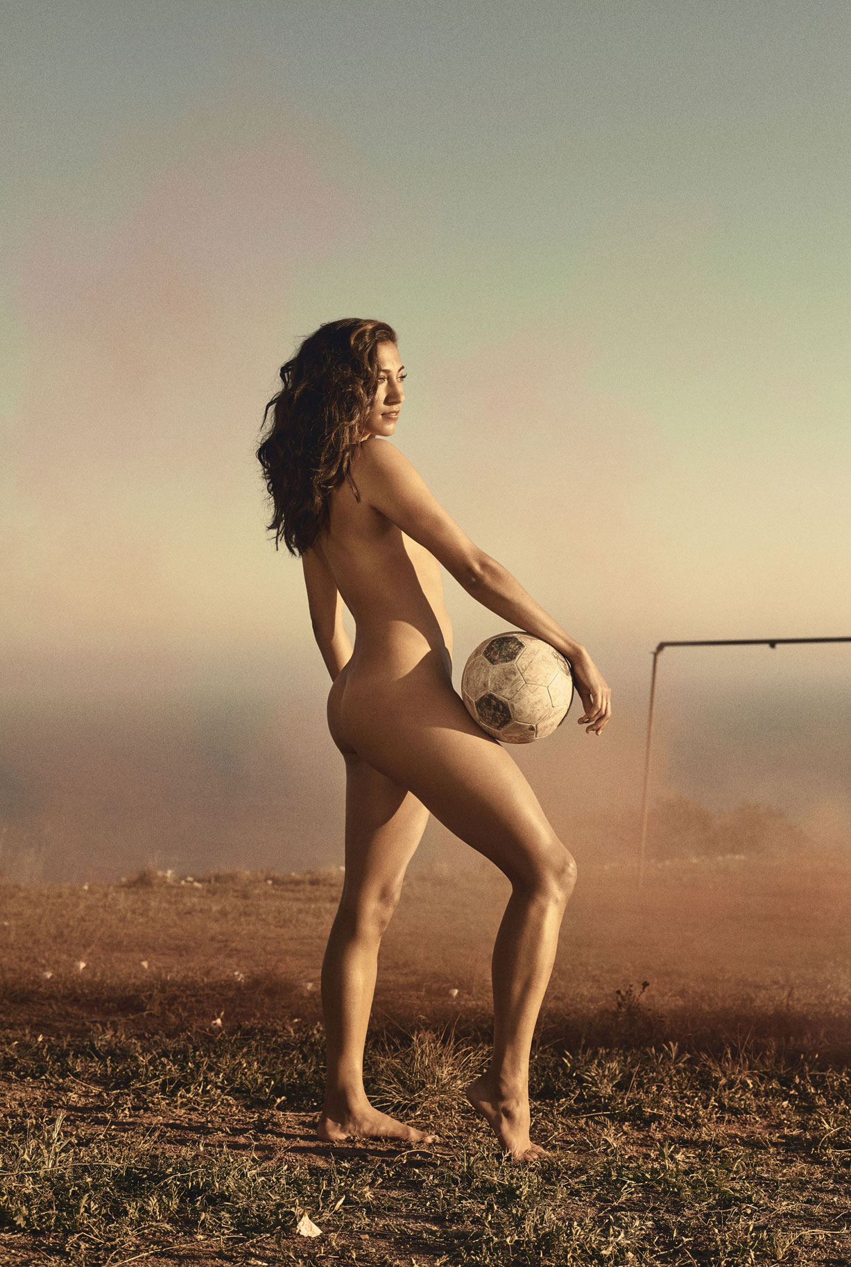 ESPN Magazine The Body Issue 2016 - Christen Press / Кристен Пресс - Культ тела журнала ESPN