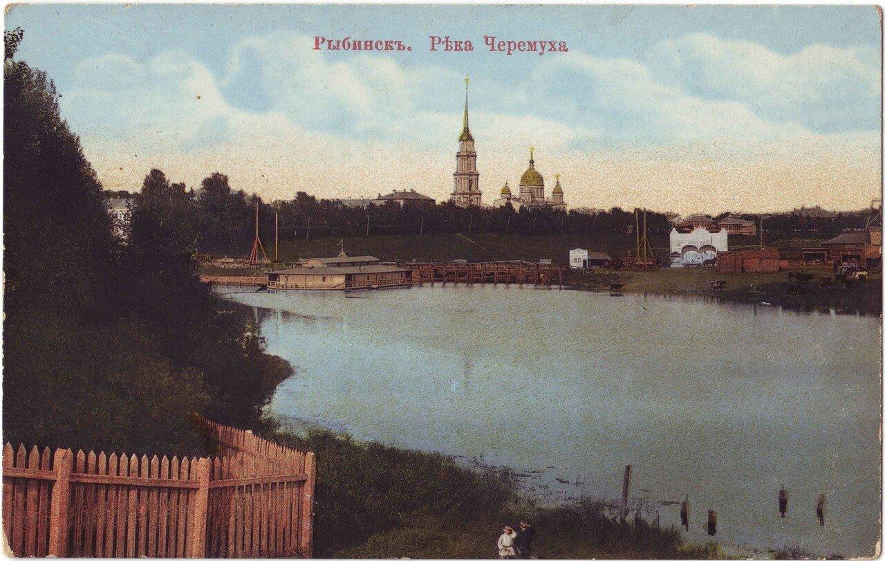 Река Черемуха