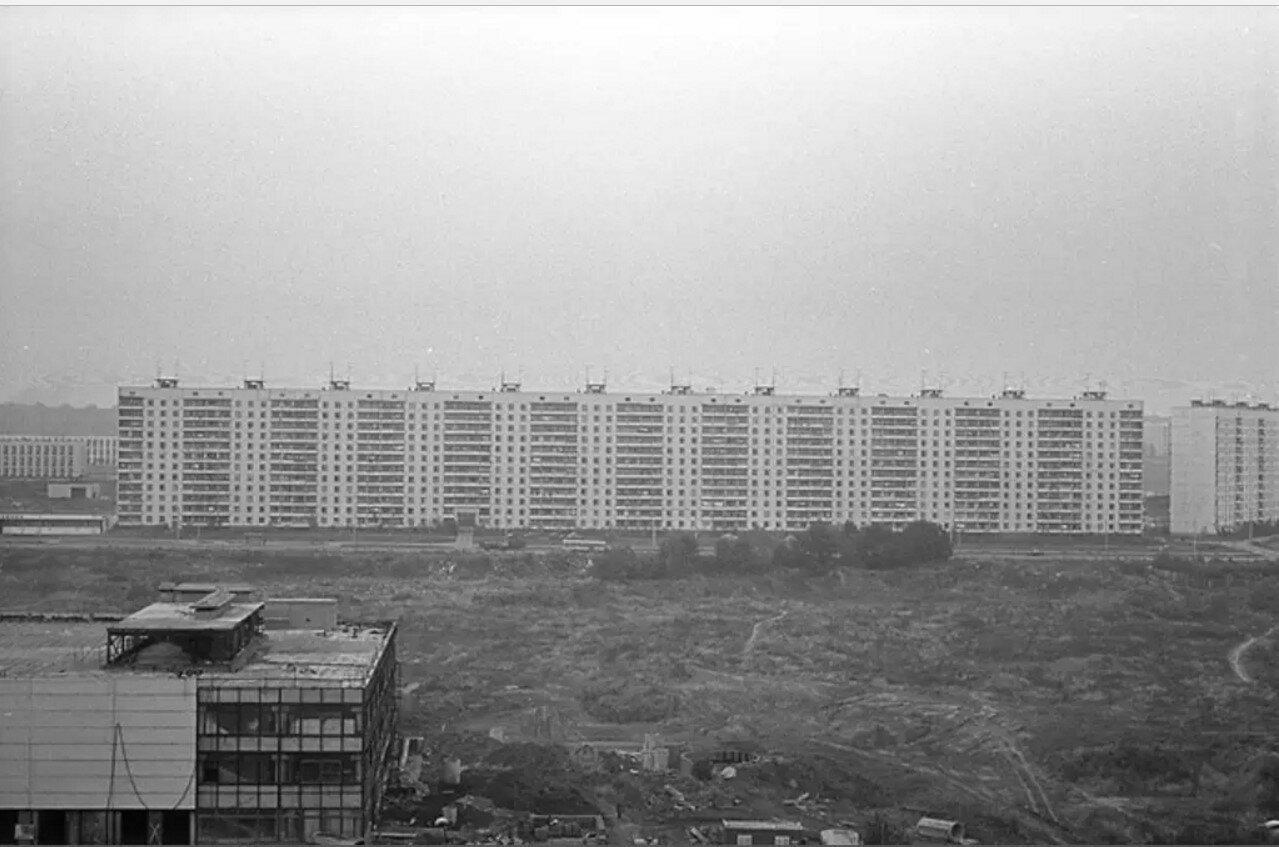 1976. Россошанский проезд