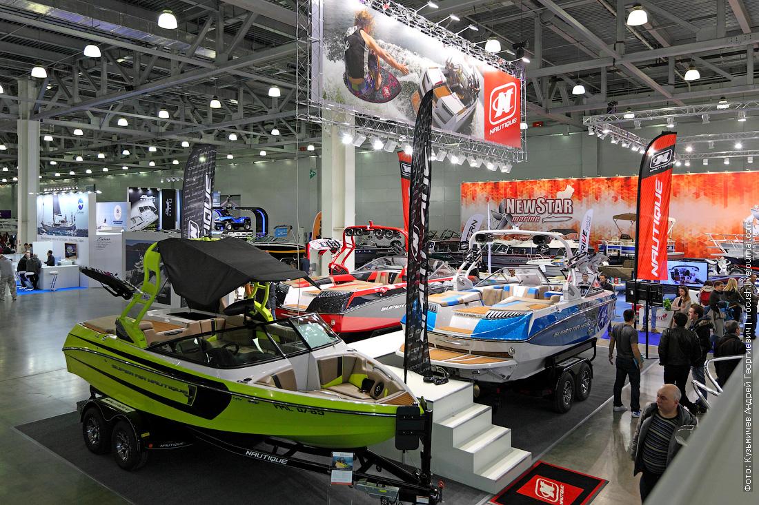 выставка катеров и яхт 2015