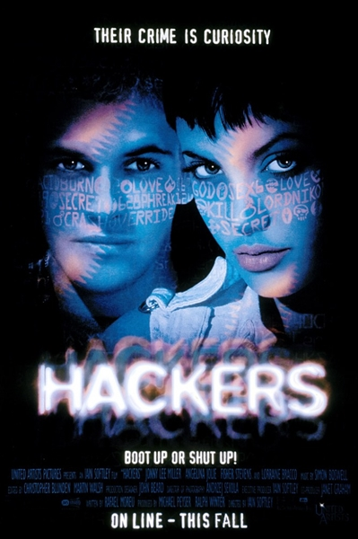 Хакеры / Hackers (1995/HDTV/HDRip)