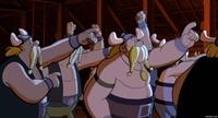 Астерикс и викинги / Astérix et les Vikings / Asterix and the Vikings (2006/BDRip/HDRip)