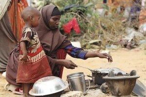 В мире стало на 100 миллионов меньше голодающих