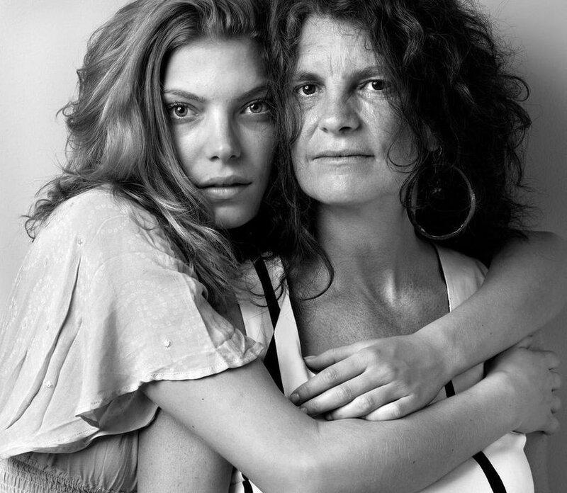 Прно мат и доч 18 фотография