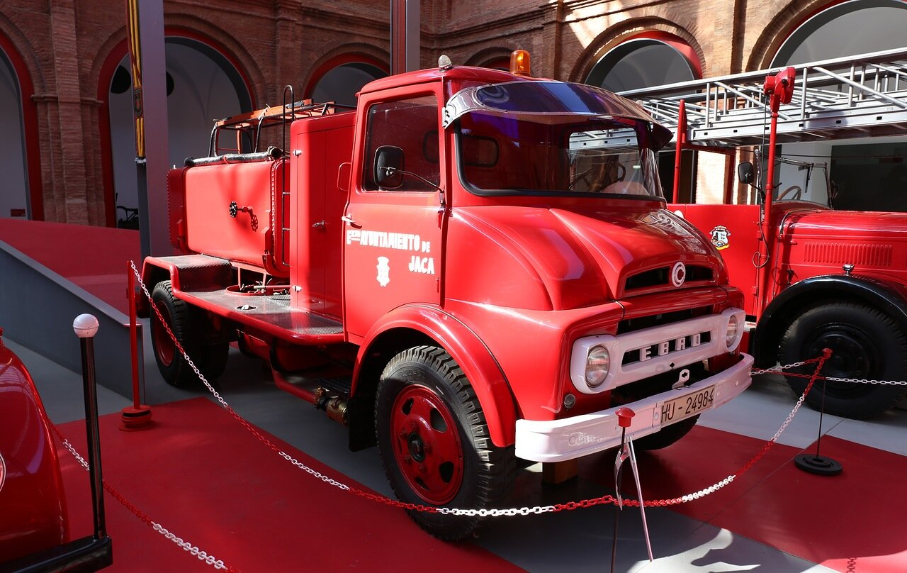 Сарагоса. Музей пожарного дела