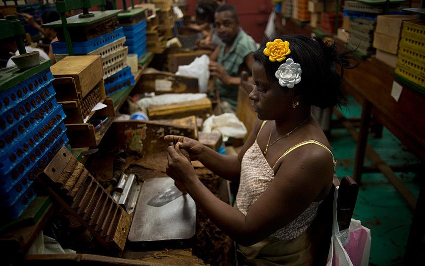 Кубинский фестиваль сигар