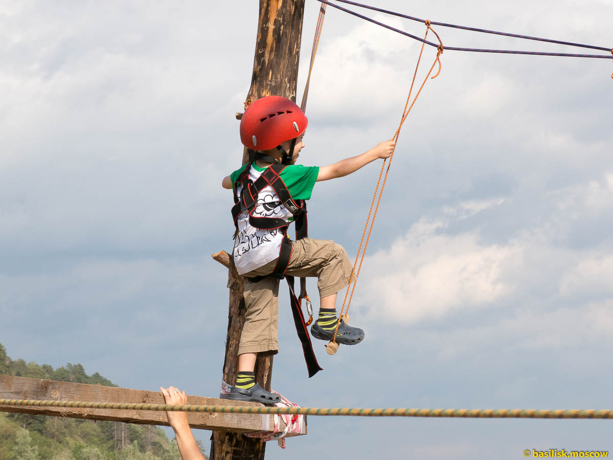 Грушинский фестиваль для детей. Июль 2015.