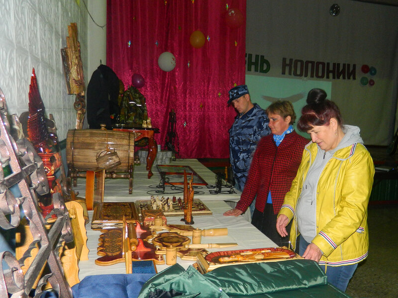 В ИК-9 УФСИН России по Алтайскому краю прошел День колонии