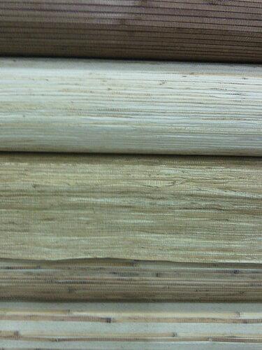 Бамбуковые обои: как клеить