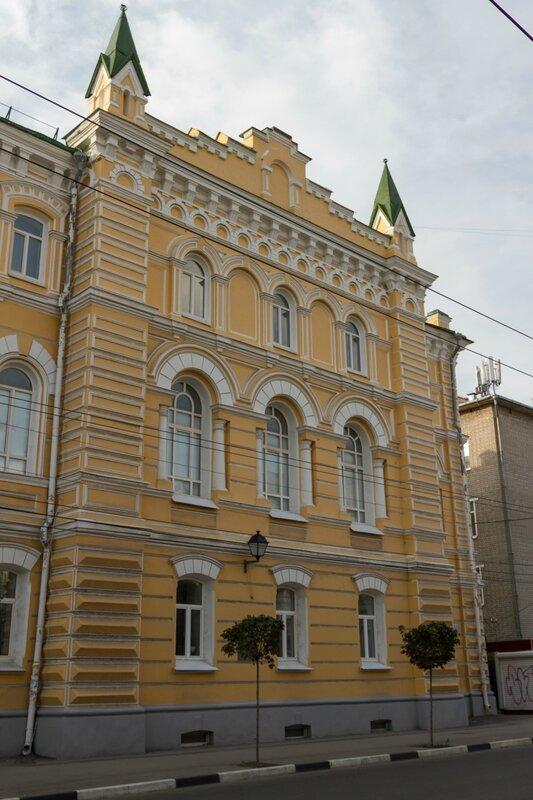Старинное здание, Рязань