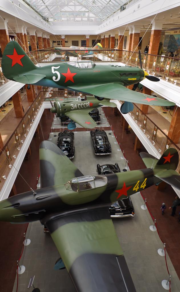 21. Музей военной техники. Эх, не хватает полнокадровой матрицы