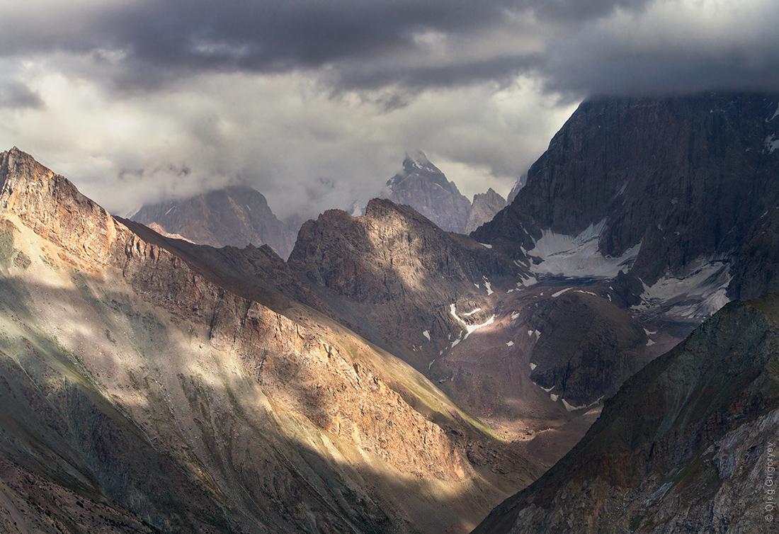 фото Фанские горы