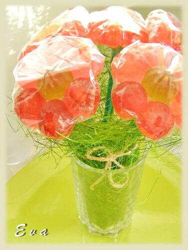 Вкусные цветы...