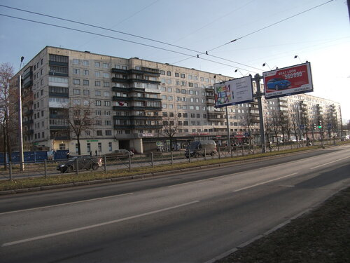 Гражданский пр. 105к1