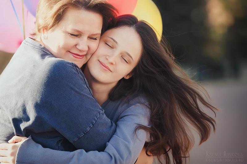 Мама с взрослой дочкой 3 фотография