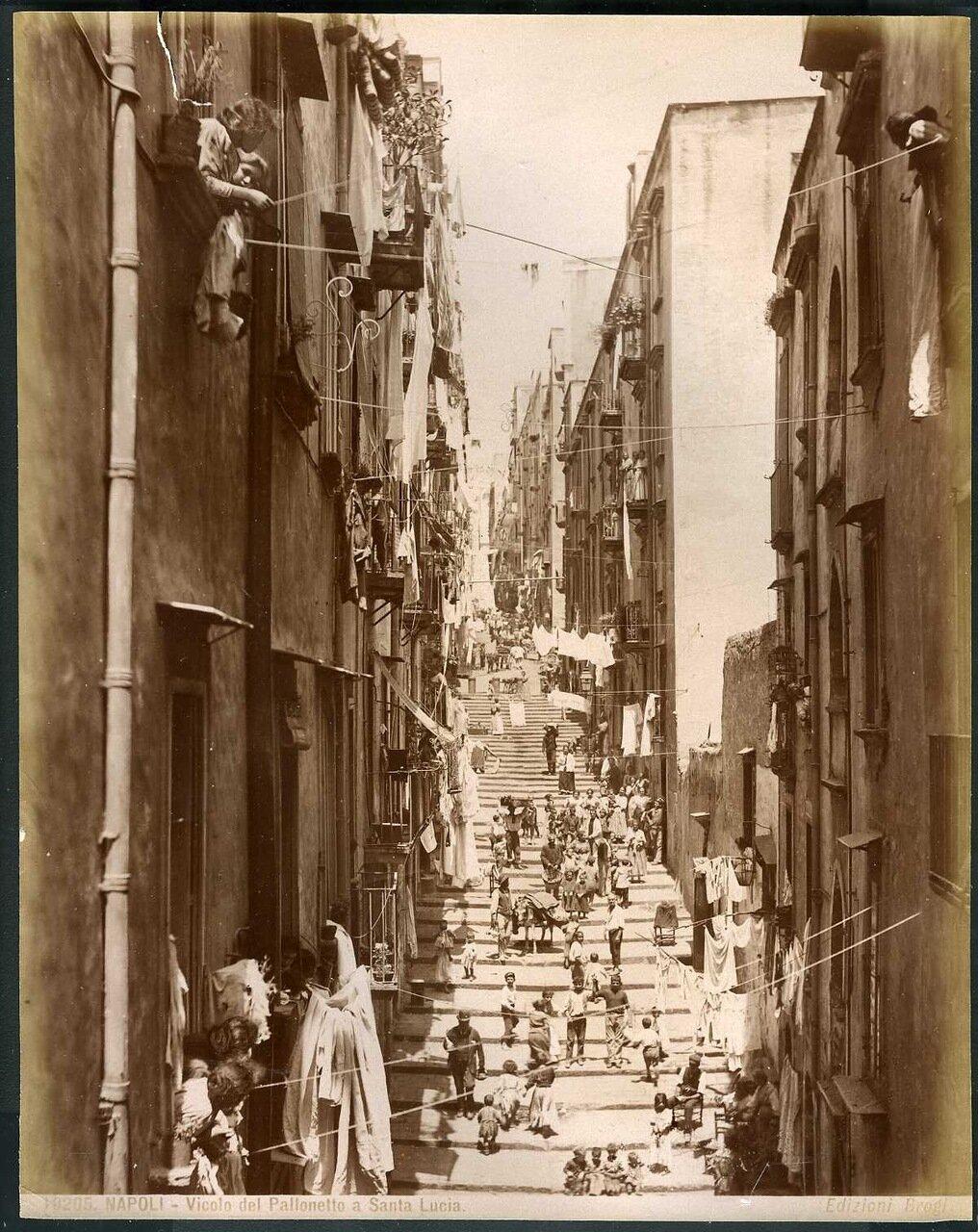 Улица Санта-Лючия