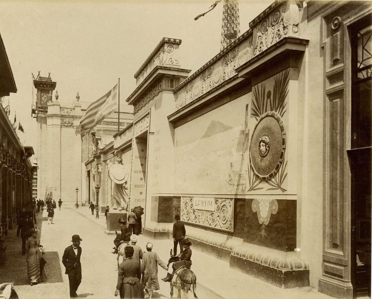 Павильон Греции