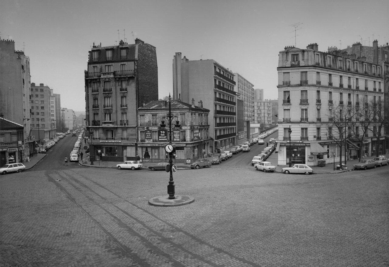 1972. Площадь Рюнжи