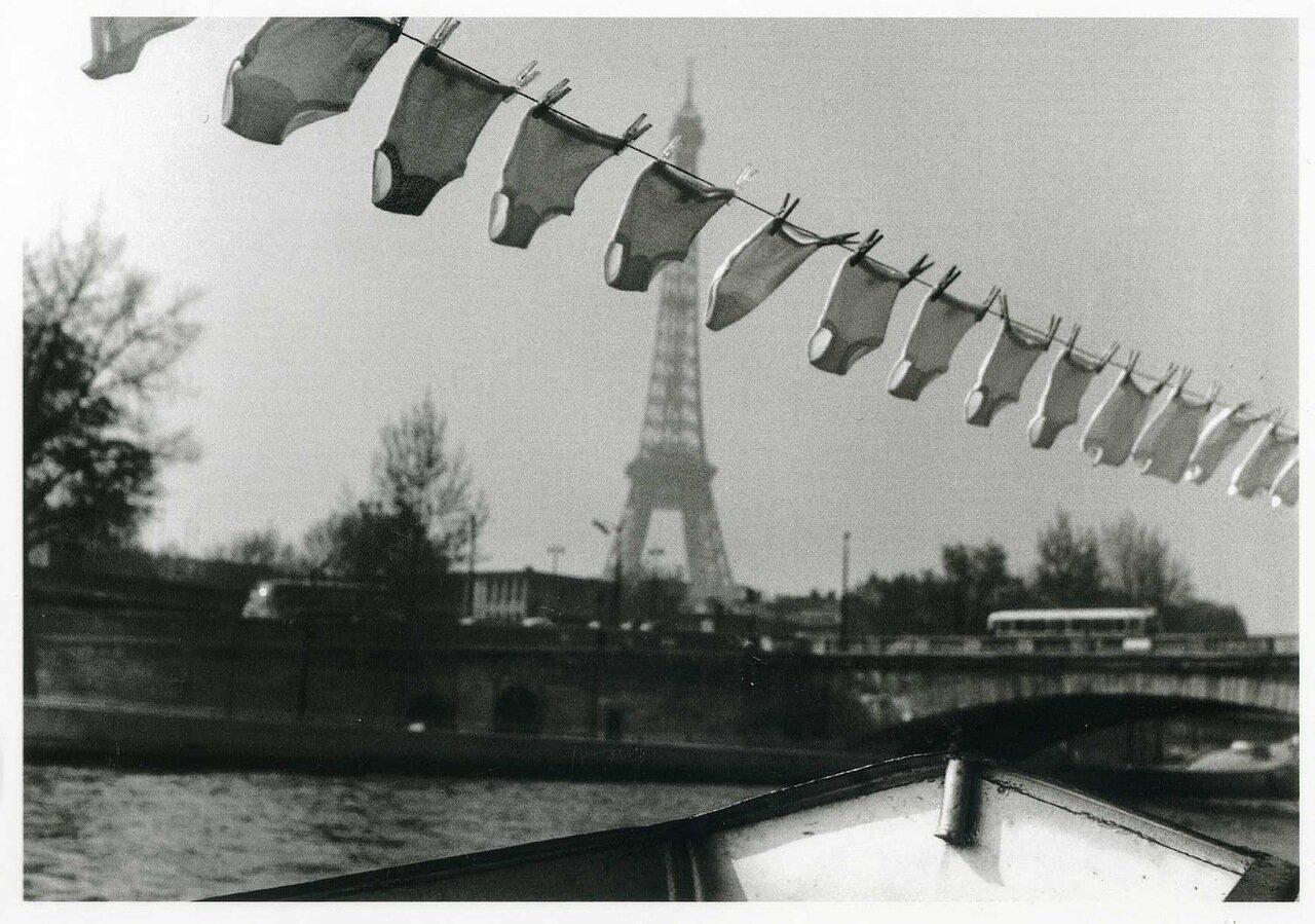 1961. Мост Альма