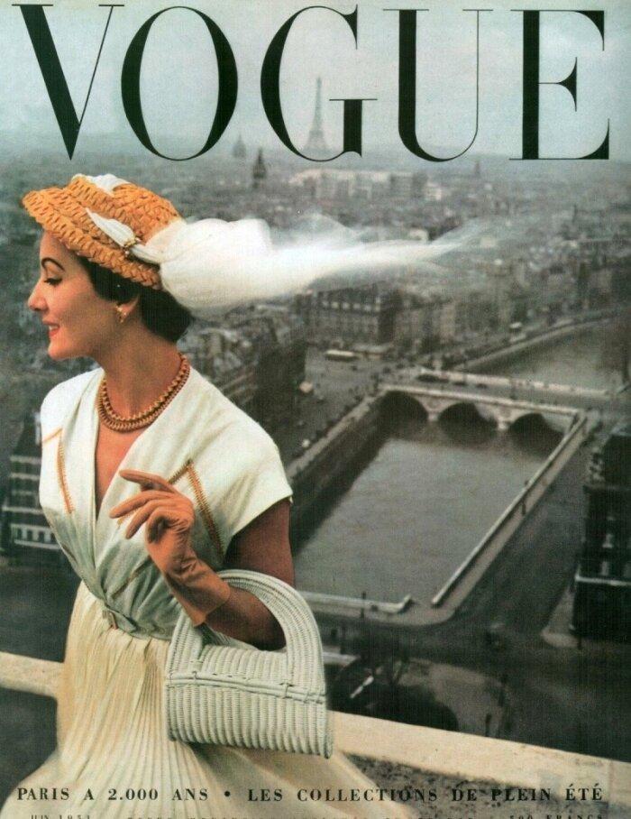 1951.Журнал Вог