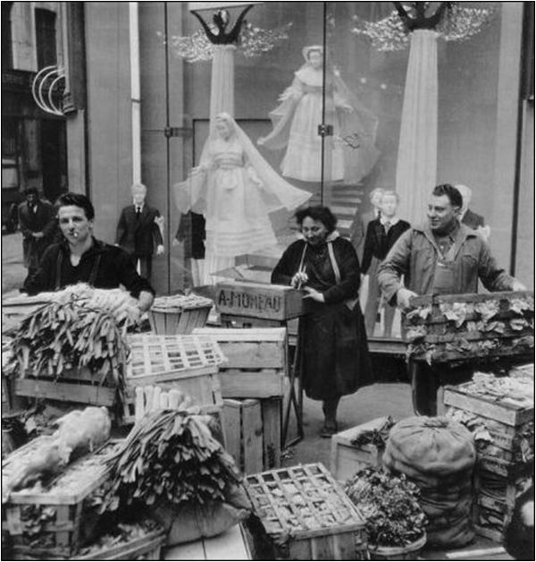 1953. Ангелы и лук-порей