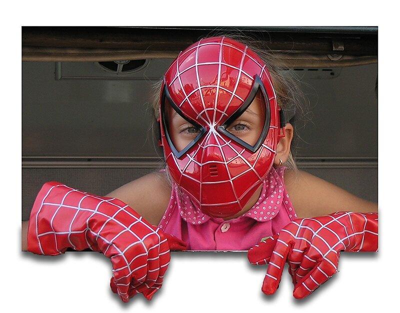 Человек-паук - излюбленный