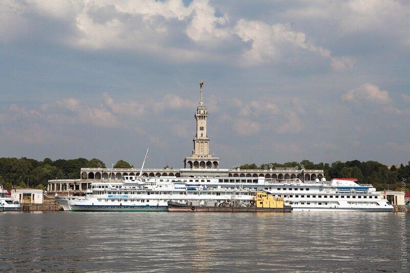 речной вокзал, порт