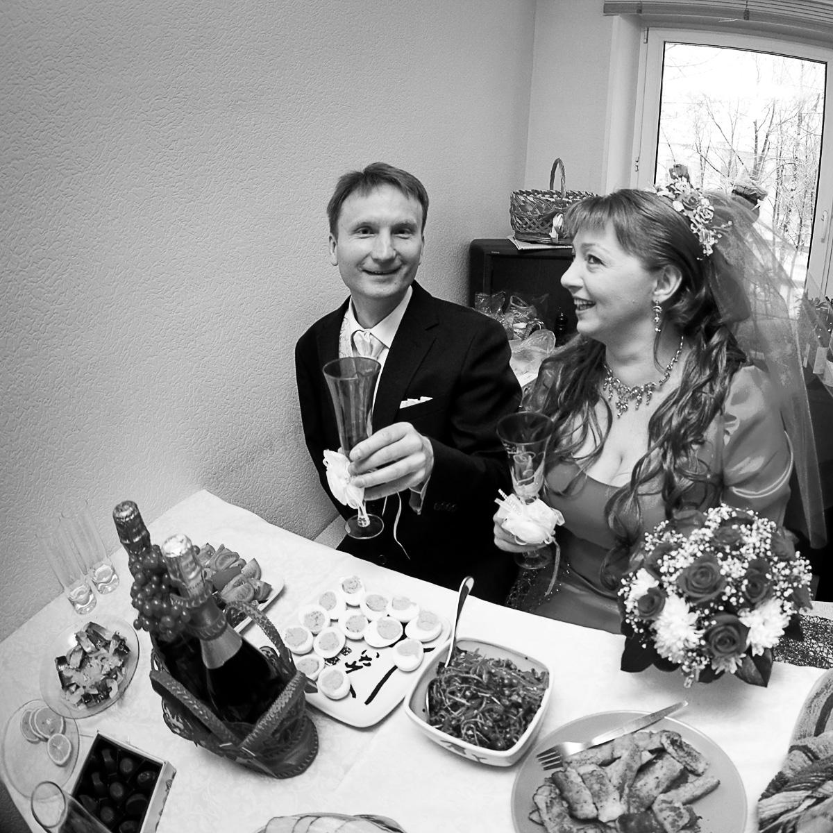 профессиональная фотосъемка свадеб