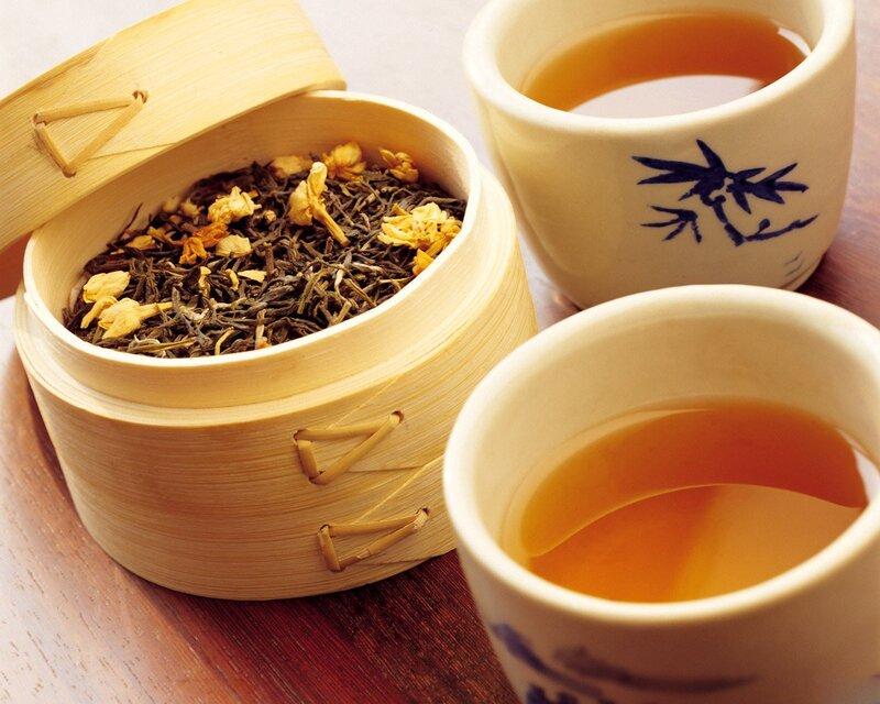 Кое что о правильном чае.