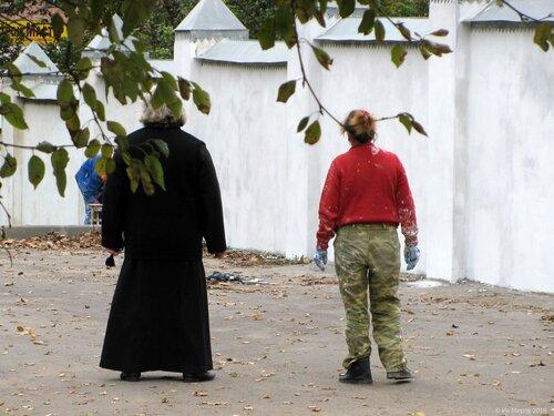 Рославль, Спасо-Преображенский мужской монастырь