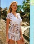 Вязаное летнее платье крючком купить - Лучший магазин одежды.