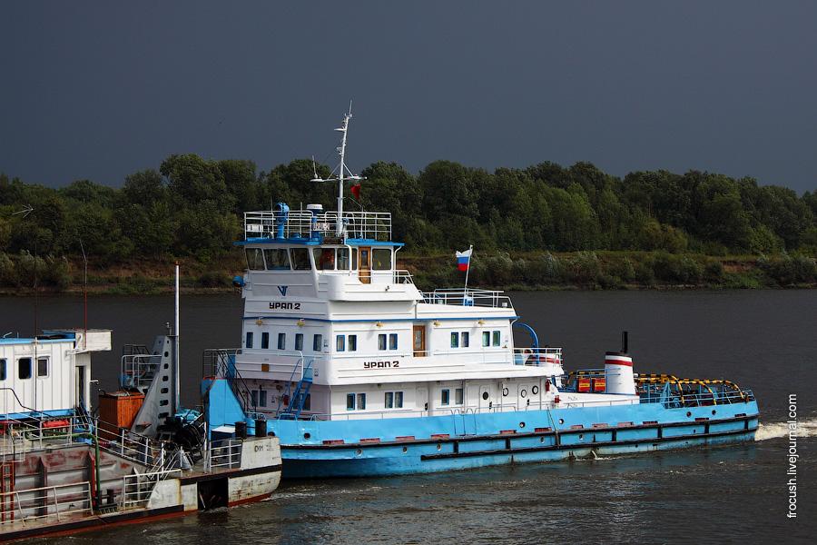 Толкач «Урал-2» (проект Р-45)