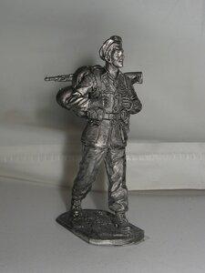 Итальянский пехотинец, 1943 г., полк Сан-Марко