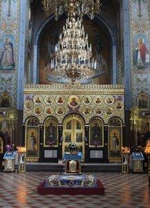 Успенский собор (Владимир-Волынский).Иконостас