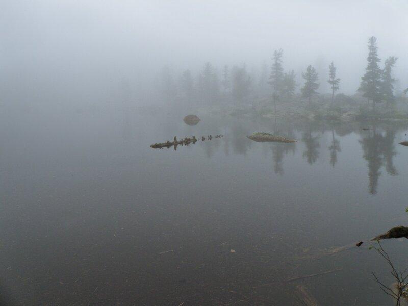 Туман долгожданный