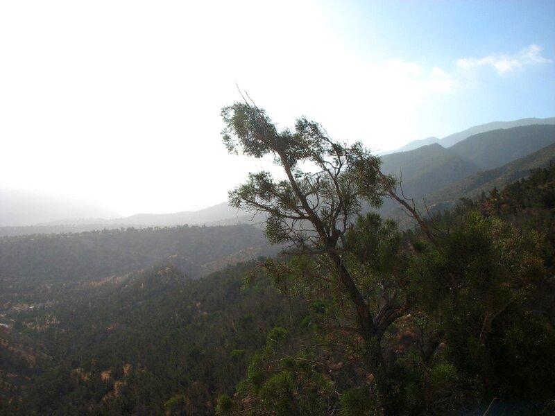 Атласские горы (Марокко)