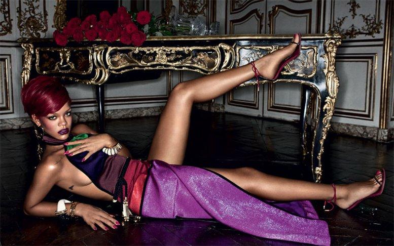 Рианна / Rihanna by Mikael Jansson in Interview