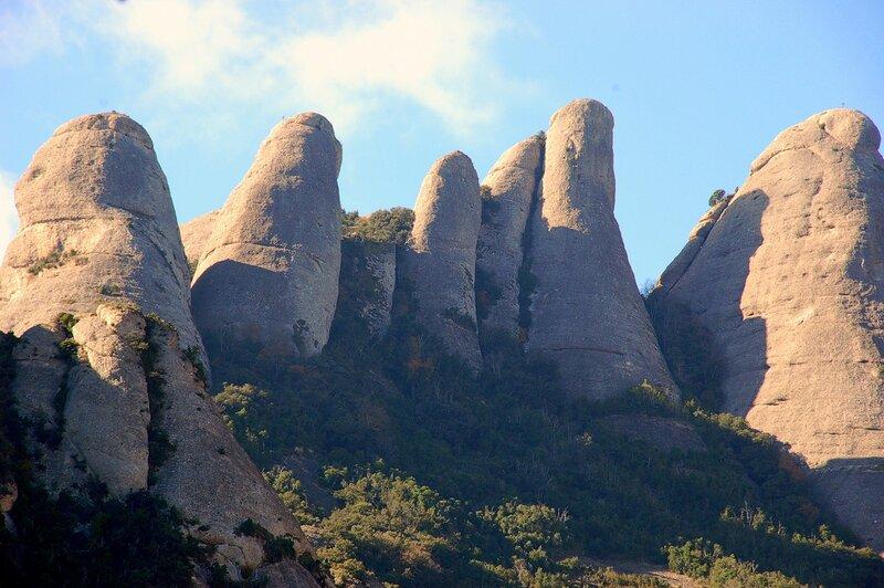 Монастырь Монсеррат. Испания